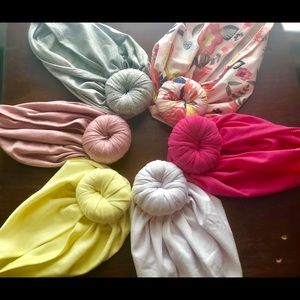 Other - Turbans with Knots
